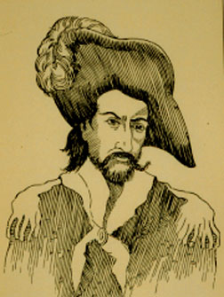 a biography of captain kidd an english pirate Captain kidd can be said to be the most unfortunate pirate ever to sail the high seas as an example to other would-be pirates his english backers.