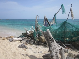 Darkwood Beach, Antigua.  A beautiful setting for some relaxing.